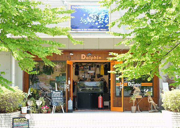 仙台店の外観